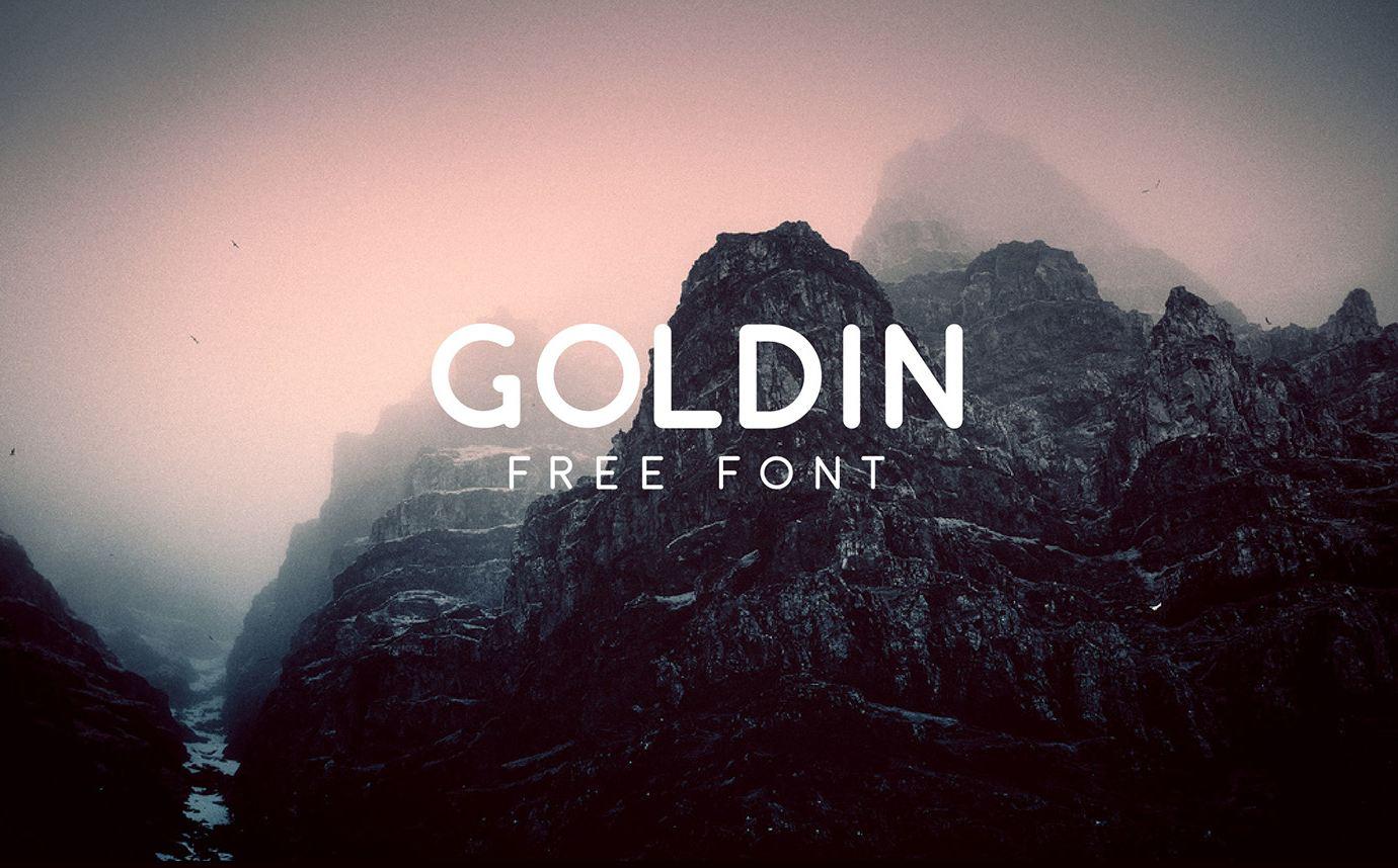 Goldin Font Download