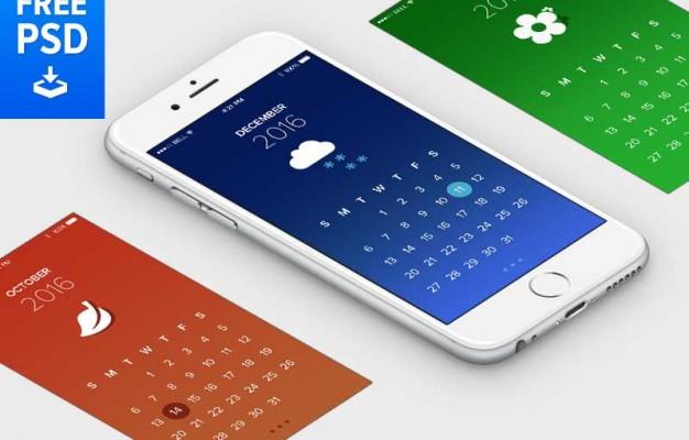 Calendar-iOS-App-Free